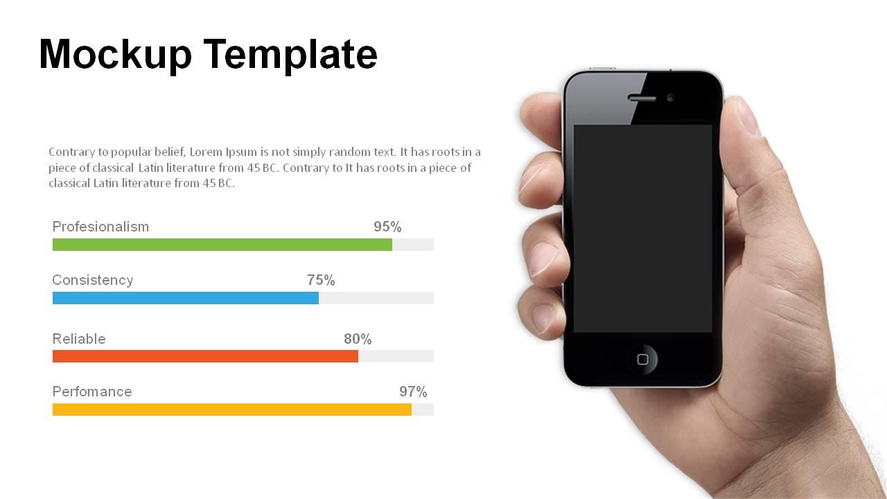 Mockup PowerPoint Templates