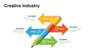 Creative Industry PowerPoint Templates