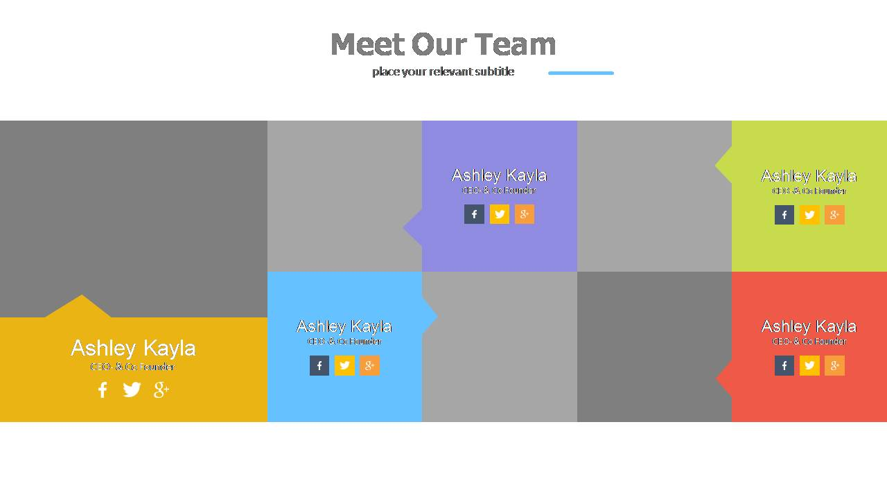 All About Our Team