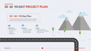 30-60-90 Day Project Plan