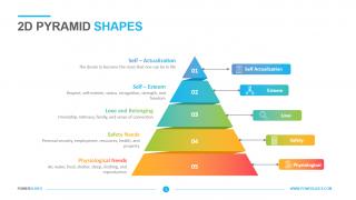 2D Pyramid Shapes