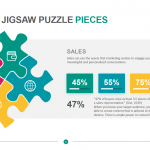 Creative Jigsaw Puzzle Pieces
