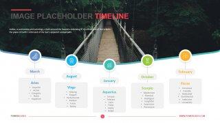 Image Placeholder Timeline