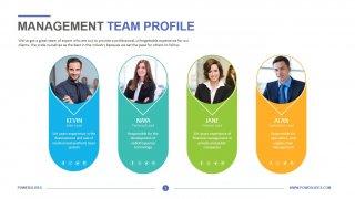 Management Team Profile