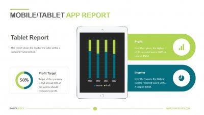 Mobile-Tablet App Report