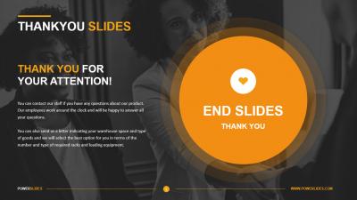 Thankyou Slides