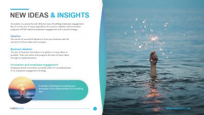 New Ideas & Insights