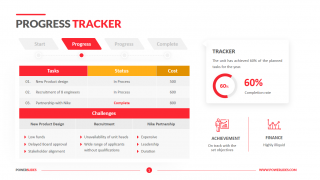 Progress Tracker Template