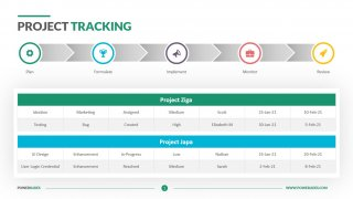 Project-Tracking-Template