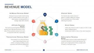 Revenue Model Template