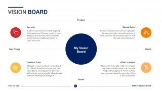 Vision Board Template