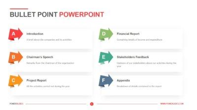 Bullet Point PowerPoint