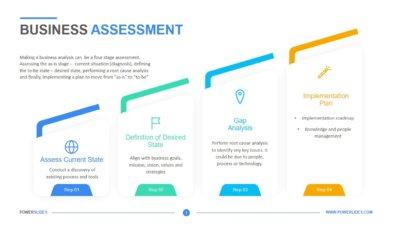 Business Assessment
